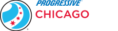 chicago boat show Logo white